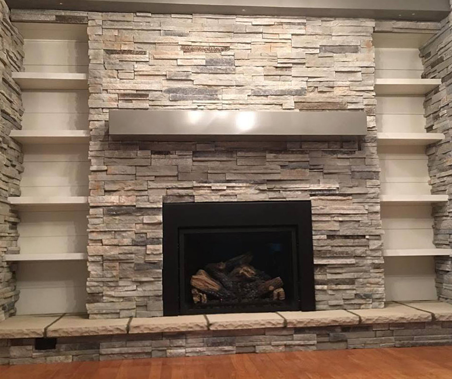 WW Fireplace provides beautiful and comforting fireplace surrounds